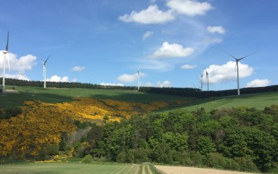 Windpark Edintore