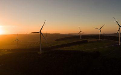 Planning application Lurg Hill Wind Farm