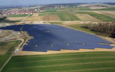 """Solarpark Erweiterung """"Ichenhausen 2"""" in Betrieb genommen"""